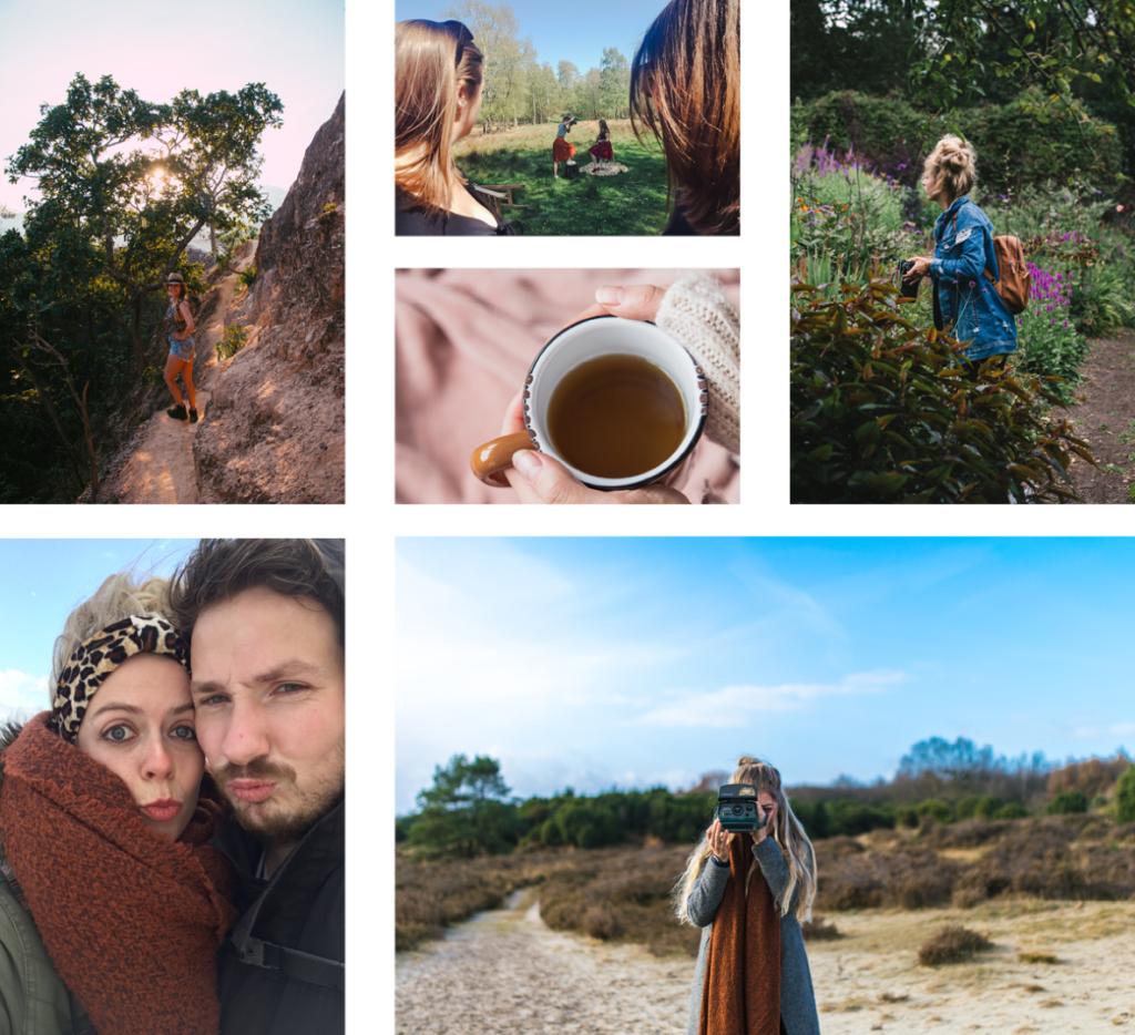 Diverse foto's die iets vertellen over Djûra Schra.